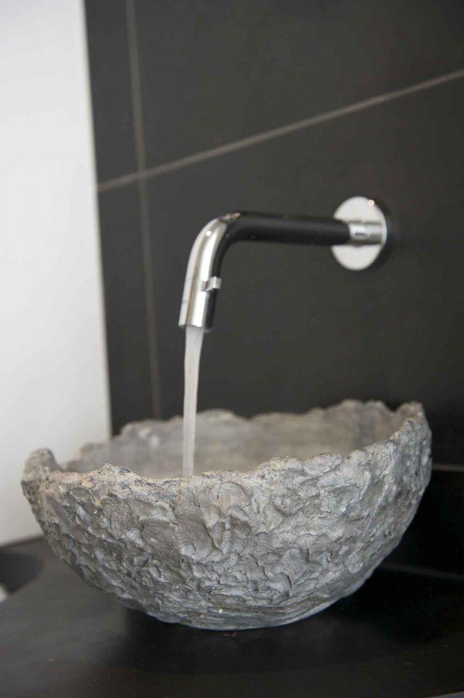 Basin, halchimia, zinc, 30 cm